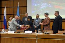 Agreement between UNOOSA and EMERCOM