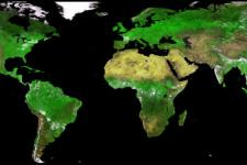 First image of vegetation mapping satellite Proba 5