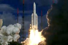 Alphasat I-XL was succesfully lifted off with a modified LCT