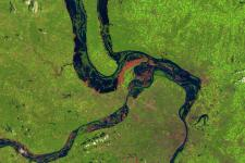The NASA/WRI session will look at satellite data for water management