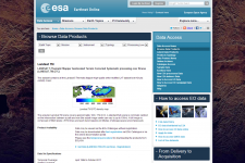 New Landsat data, including Landsat-8, are now available free of charge
