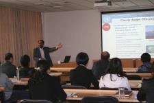 The training course strengthened the capacity of NDRCC