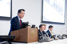 Han Seung-soo was appointed Special Envoy for Disaster Risk Reduction and Water.