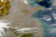 Air pollution in Eastern China