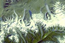 Bhutan seen from Space by NASA