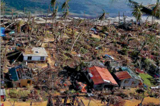 The study looks at global insured and un-insured losses from disasters