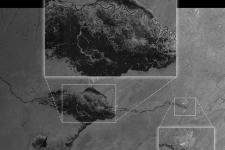 Sentinel -1 first images received