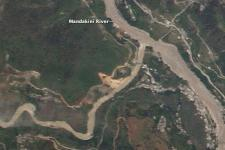 SERVIR capturing flooding and landslides in India and Nepal on 26 June 2013