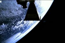 TechDemoSat-1 View of Earth