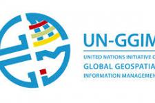 Logo of the UN-GGIM