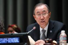 Secretary-General Ban Ki-moon named an Independent Expert Advisory Group