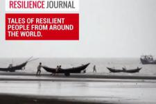 For 42 days, the journal will present compelling stories about resilient people