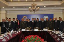 Specialist from the Russian Federation and the Republic of Kazakhstan during the meeting