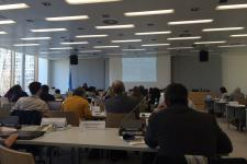 Representatives of Member States, UNFCCC bodies, GCOS, IPCC and various UN agencies discussed systematic observations