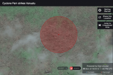 Tomnod calls for crowdsourcing volunteers to help map Vanuatu (Image: Tomnod)