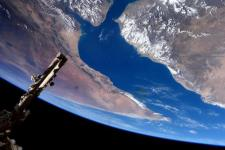 Horn of Africa and Gulf of Aden from the International Space Station (Image: NASA)
