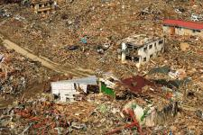 Japan to use a supercomputer for disaster risk reduction after the devastation caused by the 2011 tsunami (Image: U.S. Air Force)