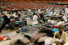 A strong health sector is needed to improve people's resilience to disasters (Image: FEMA/Andrea Booher)