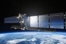 Sentinel 1A satellite (Image:ESA)