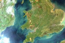 UK Environment Agency LiDAR data covering 60% of England and Wales to be freely available (Image: NASA/GSFC)
