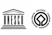 UNESCO and World Heritage logos (images: UNESCO)