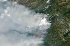 Wildfires can be easier detected thanks to the new satellite-based tool (Image: NASA)