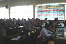 Supervision of LAPAN team on technical advisory meeting on 7 July in Bondowoso (Image: LAPAN)