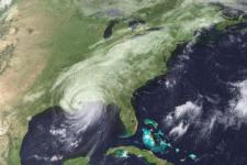 Hurricanes hitting the U.S. will be easier to predict with the new satellite mission (Image: NASA)