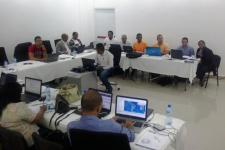 Training course in Santo Domingo on drought indices