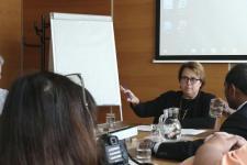 UNOOSA Director Simonetta di Pippo opens the 9th annual RSO meeting.