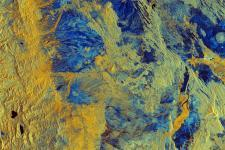 Sentinel-1B image acquired on the 5th of April 2018 over Semera in northeast Ethiopia. The image contains modified Copernicus Sentinel data (2018). Image: ESA/CC BY-SA 3.0 IGO.