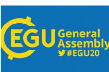 EGU 2020 logo. Image: EGU