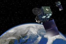 Himawari-8 in orbit