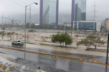 Inundations caused by Hurricane Alex in 2010 in Mexico. Image courtesy of Flickr website