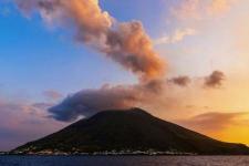 Volcano. Source: Copernicus RUS