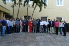 UN-SPIDER Regional Expert Meeting for LAC, El Salvador, 2014