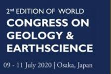 2nd Edition of World Congress on Geology & Earth Science logo. Image: Innovinc International