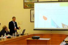 EviDENz stakeholder workshop in Ukraine in Dec. 2016