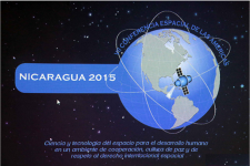 UNOOSA and UN-SPIDER are attending the VII Space Conference of the Americas on 17 November 2015 in Managua, Nicaragua (Image: Superior Coordinating Council).