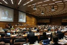 55th session of the Scientific and Technical Subcommittee. Photo: UNOOSA.