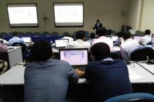 UN-SPIDER and  DMC  training workshop in Sri Lanka