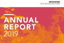 UNOOSA Annual Report 2019.