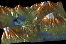Data application of the month: Digital elevation models | UN ...