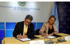 Director of UNOOSA visits El Salvador