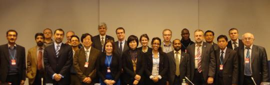 4th Meeting of the UN-SPIDER Regional Support Offices on 11 February 2013