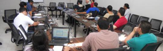 Participants of the Technical Advisory Mission to Honduras