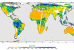 High-resolution global soil moisture map from SMAP (Image: NASA)